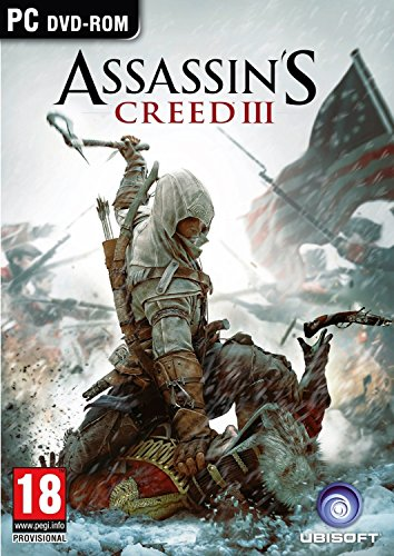 Assassin s Creed III – PC 51lBG6lrztL