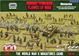 Obstacles - Flames Of War - Battlefield in a Box Defences by Flames of War
