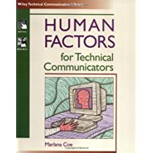 Human Factors (Wiley Technical Communation Library)