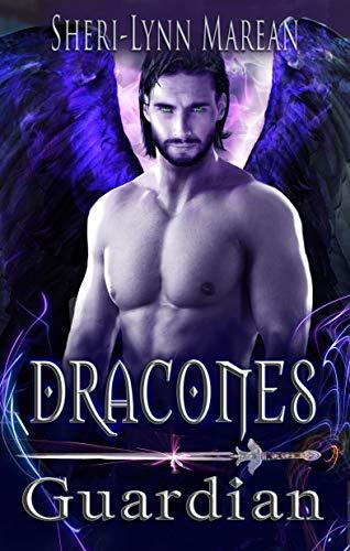 Dracones Guardian: Dark Dragon, Archangel Paranormal/Fantasy Romance (English Edition)