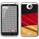 """atFoliX Film décoratif """"Allemagne"""" Pour HTC One X (Import Allemagne)"""