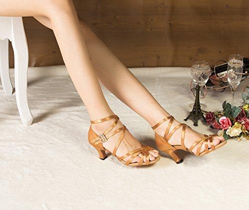 Miyoopark , Salle de bal femme Brown-6cm heel