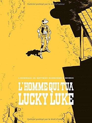 Lucky Luke vu par.