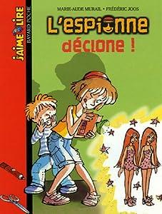 "Afficher ""L'espionne déclone !"""