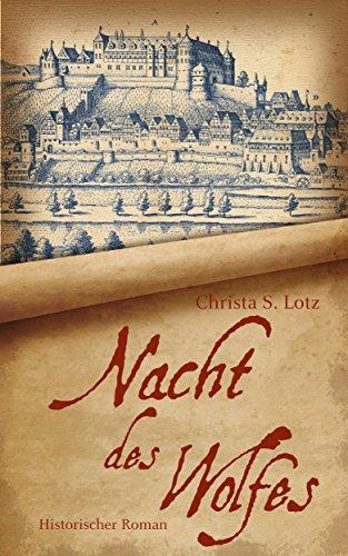 Buchseite und Rezensionen zu 'Nacht des Wolfes' von Christa S. Lotz