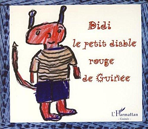 Didi le petit diable rouge de Guinée