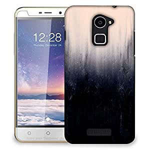 Snoogg Abstract Wall Designer Protective Phone Back Case Cover For Coolpad Note 3 Lite