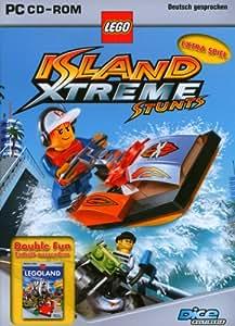 Lego Island Xtreme Stunts + Legoland