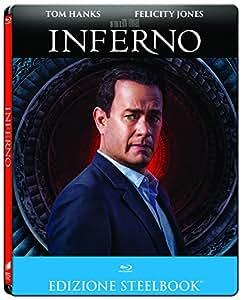 Inferno (Steelbook) (Blu-Ray)