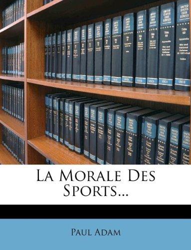 La Morale Des Sports...