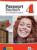 Passwort Deutsch 4: Kurs- und Übungsbuch + Audio-CD
