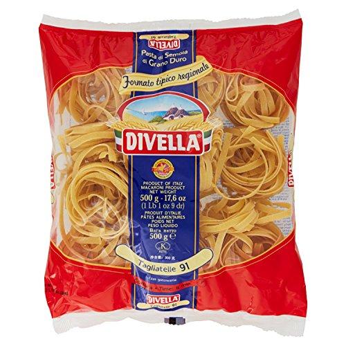 Divella Tagliatelle, No. 91 - 500 gr