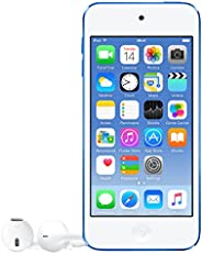 Apple iPod Touch 6th Generation (128GB, Blue)