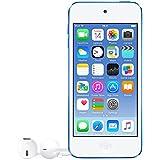 Apple iPod touch 128GB - MP3/MP4 Player (MP4, Flash-media, Blau, Lightning, iOS, Lithium-Ion (Li-Ion))