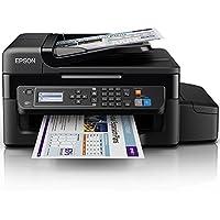 Epson EcoTank ET-4500 A4 Print/Scan/Copy/Fax Wi-Fi Printer, Black