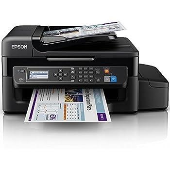 Epson EcoTank ET-4500 5760 x 1440DPI Inyección de Tinta A4 33ppm WiFi - Impresora multifunción (Inyección de Tinta, Impresión a Color, 5760 x 1440 ...
