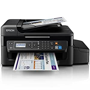 Epson EcoTank ET-4500 Multifunction Printer with Refillable Ink Tanks