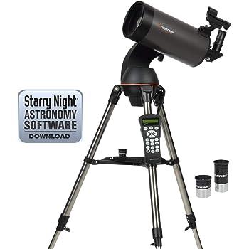 Celestron 22097 NexStar 127 SLT Mak Télescope informatisé