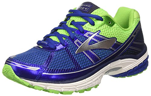 Brooks Vapor 4, Scarpe da Corsa Uomo, Blu (Surf The Web/Green Flash/Silver), 42 EU