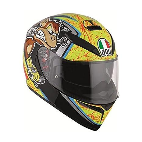 agv k3 sv bulega dvs full face motorbike motorcycle helmet lid
