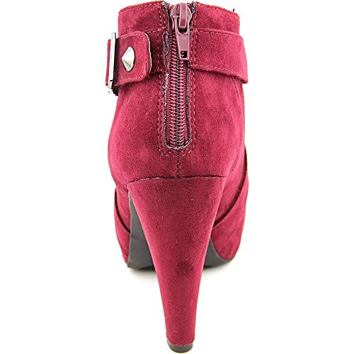 G By Guess Talka Toile Bottine Dark Red