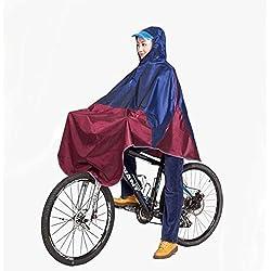 Chubasquero Con Capucha Resistente Al Viento Para Bici