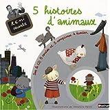 5 histoires d'animaux (1CD audio)