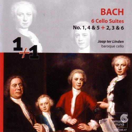 Suite No. 6 in D major, BWV 1012: IV. Sarabande