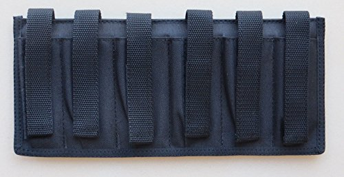 six-pack-magazine-pouch-colt-45-springfield-1911-single-stacked-mags-7-9-rds-by-federal