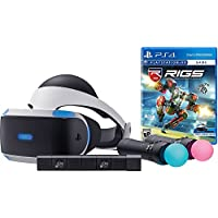 Sony PlayStation VR Combat League Starter Bundle 4 items: VR,motion, camera and vr game disc- RIGS Mechanized Combat League(Versione USA, importato)