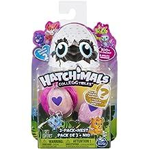 Hatchimals à collectionner 6041329 - Figurines - Pack de 2 Figurines Saison 2 - Modèles Aléatoires