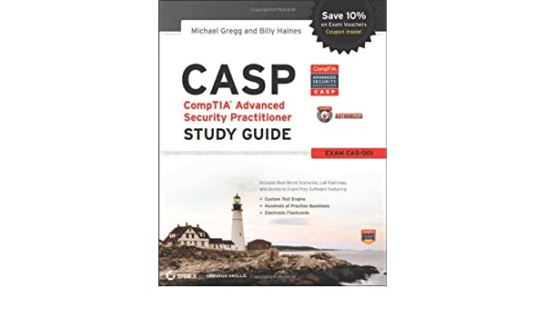 Buy casp comptia advanced security practitioner study guide buy casp comptia advanced security practitioner study guide authorized courseware exam cas 001 comptia study guide book online at low prices in india fandeluxe Choice Image