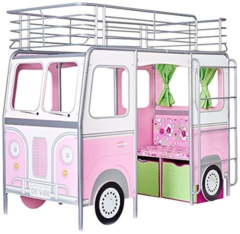 Worlds Apart 453GRL01EM De Van-Bett im Camper-Design für