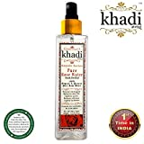#7: Khadi Global Pure Rose Water Steam Distilled 100% Natural & Pure Derived From Kannauj Rose 200ml.
