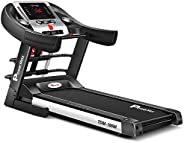 PowerMax Fitness® TDM-100M (2.0HP) Motorized Foldable, Electric Treadmill (FREE INSTALLATION)【LED Display | BM