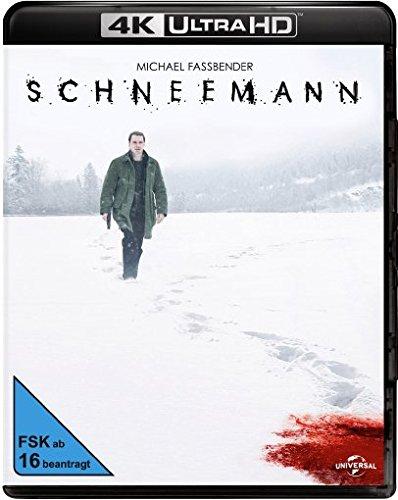 Schneemann - Ultra HD Blu-ray [4k + Blu-ray Disc]