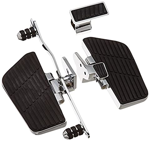 Show Chrome Accessories (52-834) Driver Floorboard by Show Chrome Accessories