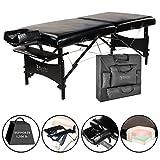 Master Massage 71 cm Galaxy Mobil tragbar Massageliege Massagebett Massagebank Kosmetikliege (Standard)