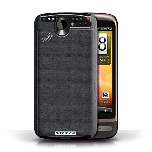 Kobalt® Imprimé Etui / Coque pour HTC Desire G7 / Moniteur Studio conception / Série Haut-Parleur dessin Amplificateur