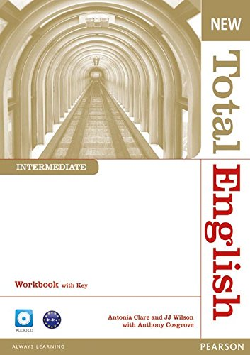 New total english. Intermediate. Workbook-Key. Con espansione online. Per le Scuole superiori. Con CD-ROM