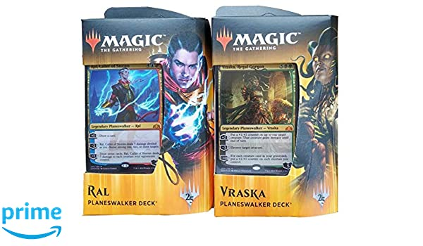 The Gathering-Guilds of Ravnica planeswalker Deck-anglais Magic