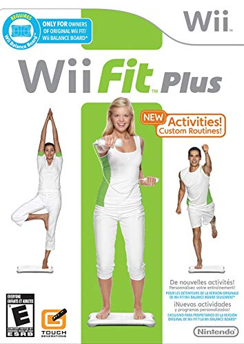 Wii Fit Plus [UK Import]