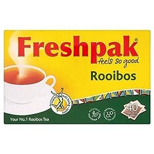 Rooibos Freshpak Thé 100G - Paquet de 2