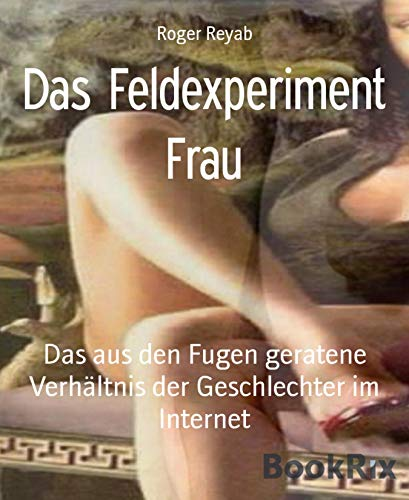 Das Feldexperiment Frau: Das aus den Fugen geratene Verhältnis der Geschlechter im Internet