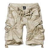 Brandit Vintage Short  Gr:- S, Farbe:-Sandstorm