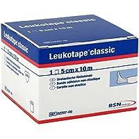 Leukotape classic 3,75 cm x 10 m Tape 1 Rolle in Weiß preisvergleich bei billige-tabletten.eu
