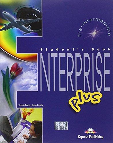 Enterprise plus. Student's book. Con e-book. Con espansione online. Con CD Audio. Per le Scuole superiori
