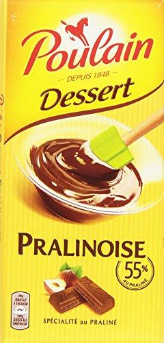 Poulain Dessert, Pralinoise, 55% Praline, 200g