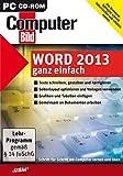 Produkt-Bild: Word 2013 ganz einfach