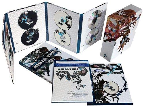 Preisvergleich Produktbild Ninja Tune XX (Limited Edition / Box Set)